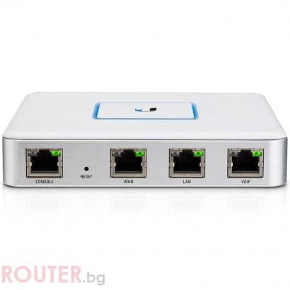 Рутер UBIQUITI UniFi Security Gateway, EU