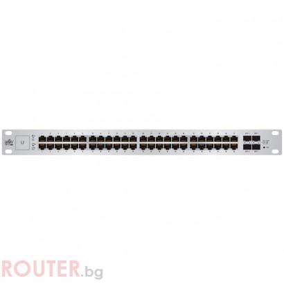 Мрежов суич UBIQUITI Manageable <br/>Power over Ethernet (PoE) <br/>Power over Ethernet plus (PoE+)