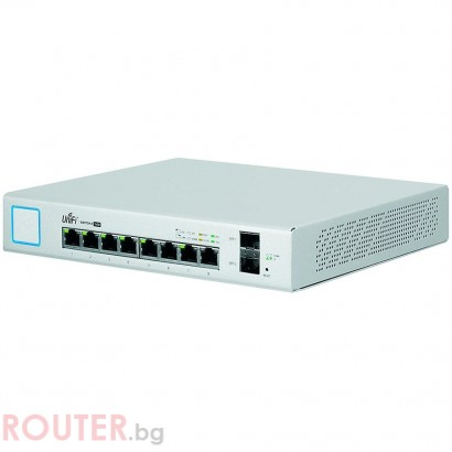 Мрежов суич UBIQUITI Manageable Power over Ethernet (PoE) Power over Ethernet plus (PoE+)