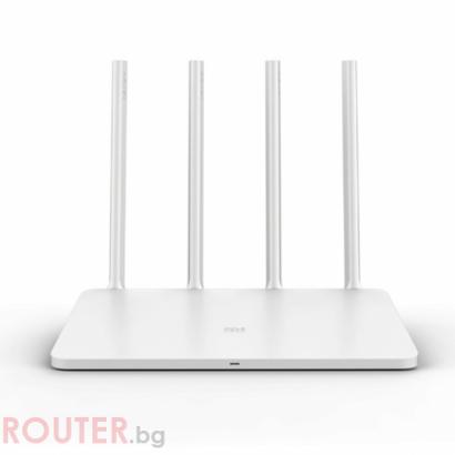 Безжичен рутер Xiaomi Mi Router 3C 300Mbps