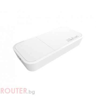 Безжичен Access Point MikroTik RBwAP2ND, за таван/стена, 64MB RAM, 1xLAN 10/100, 2.4Ghz 802.11b/g/n, int.antenna 2Dbi, RouterOS