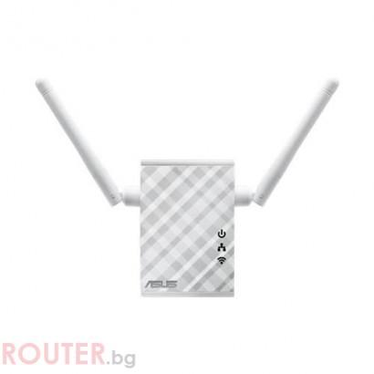 Безжичен Range Extender ASUS RP-N12 N300