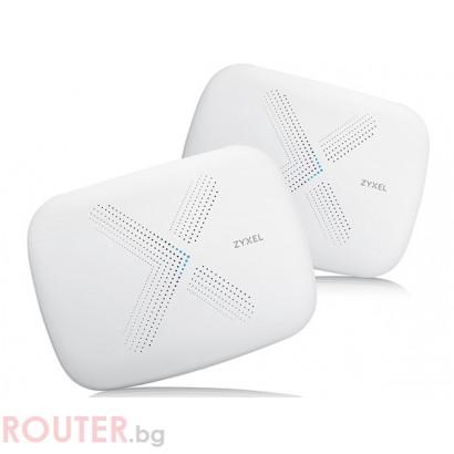 Безжично мрежово у-во ZYXEL Multy X AC3000 Tri-Band WiFi