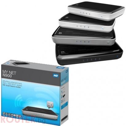 Рутер WESTERN DIGITAL N900 MyNet