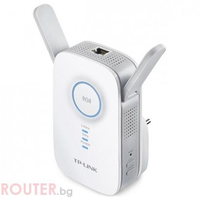 Разширител на обхвата AC1200 Wi-Fi Range Extender