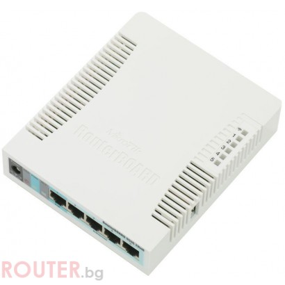 Безжичен Access Point MikroTik RB951G-2HnD