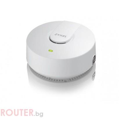 Безжичен двулентов Access Point ZYXEL NWA1123-ACv2, 866Mbps, 2.4/5GHz, 802.11a/b/g/n/ac
