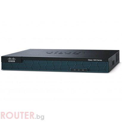 Рутер Cisco 1921-SEC USB