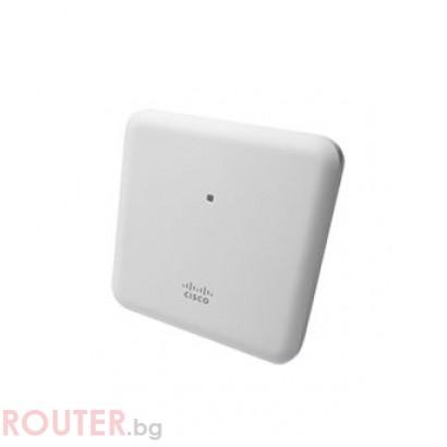 Cisco Aironet 1800, 802.11ac Wave 2; 4x4:4SS; Int Ant; E Reg Dom (Config)