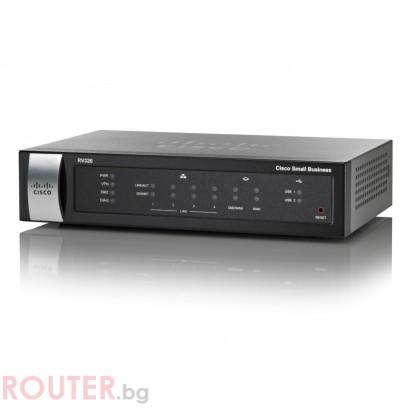 Рутер CISCO RV320 VPN Router with Web Filtering