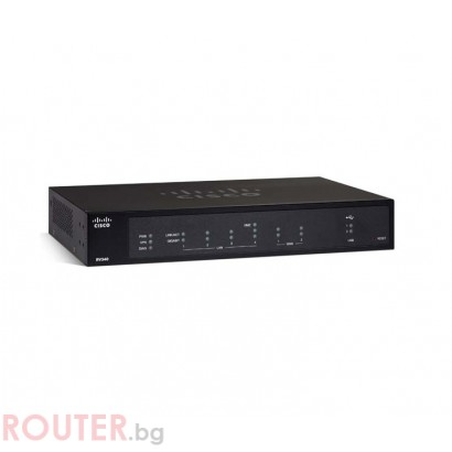 Рутер CISCO RV340 Dual WAN Gigabit