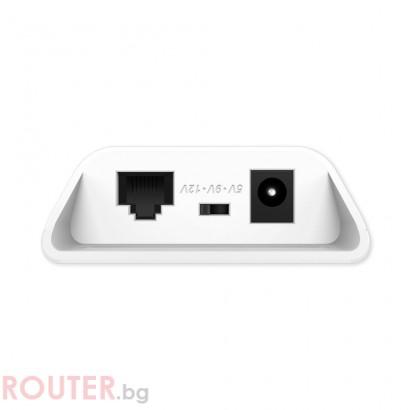 Мрежово устройство D-LINK 1-Port Gigabit 30W PoE Splitter