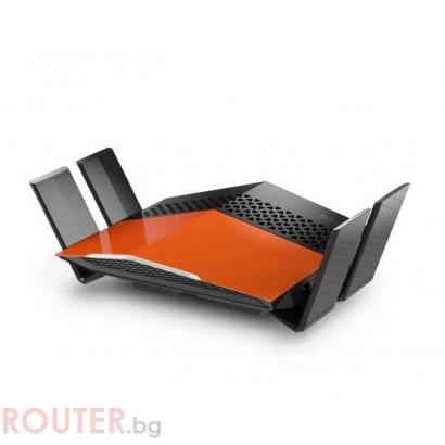 Безжичен рутер D-LINK DIR-869, Двубандов AC1750, Gigabit