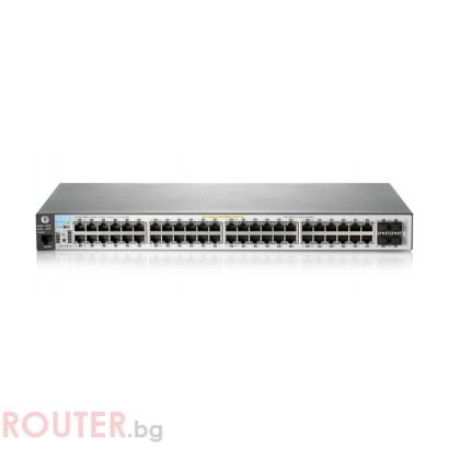 Мрежов суич HP Aruba 2530 48G PoE+ Switch