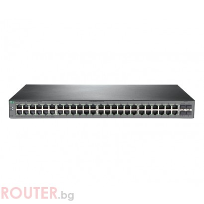 Мрежов суич HP HPE 1920S 48G 4SFP Switch