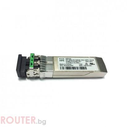 Мрежов компонент HP QK724A B-Series 16GB SFP+ Short Wave Transceiver