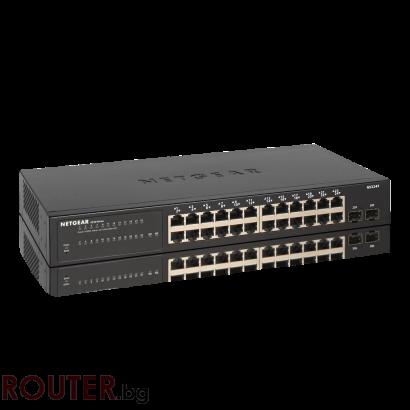 Мрежов суич NETGEAR GS324T
