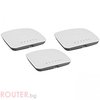 Мрежова точка за достъп NETGEAR WAC505 Dual Band 3бр.
