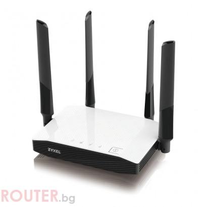 Рутер ZYXEL NBG6604 AC1200 Dual-Band Wireless