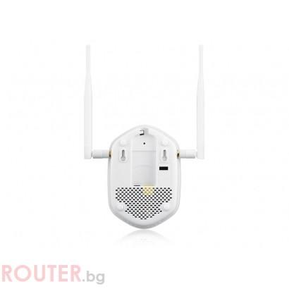 Безжична точка за достъп ZYXEL NWA1100-NH, 802.11 b/g/n PoE, 4 SSID
