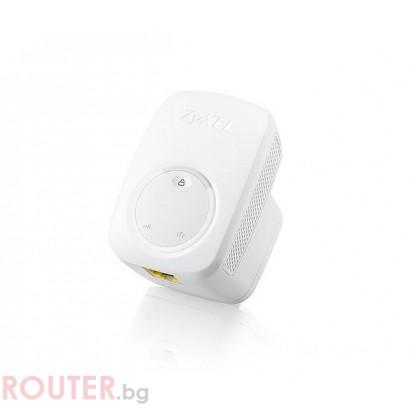 Безжична мрежова карта ZYXEL WRE2206, усилвател на сигнал, N стандарт