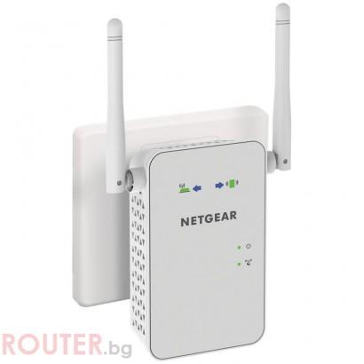 Мрежова точка за достъп NETGEAR AC750, Wireless