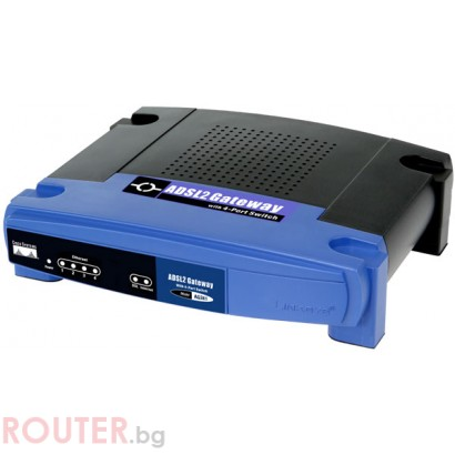 LINKSYS AG241 ADSL2 Gateway