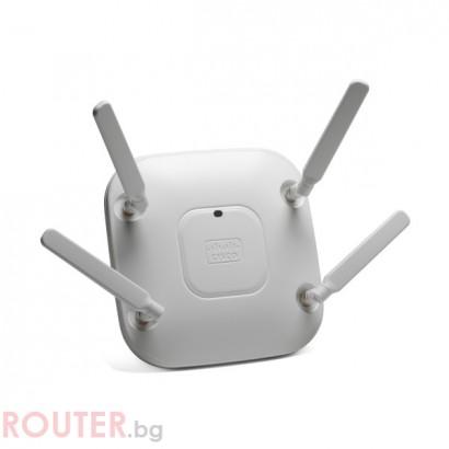 Мрежова точка за достъп CISCO AIR-SAP2602E-E-K9 802.11n Auto