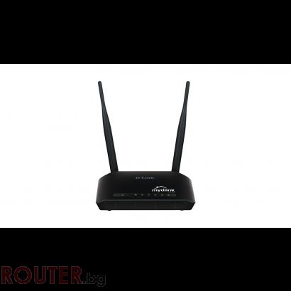 Безжичен рутер D-Link DIR-605, N 300 Cloud Router