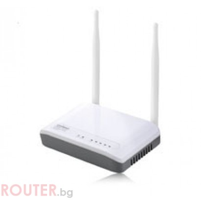 Рутер EDIMAX BR-6428NSv2 безжичен 300Mbps, 3 в 1