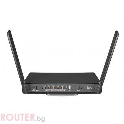 Рутер MikroTik RBD53iG-5HacD2HnD, Wi-Fi 5 (802.11ac), Двубандов (2,4 GHz / 5 GHz)