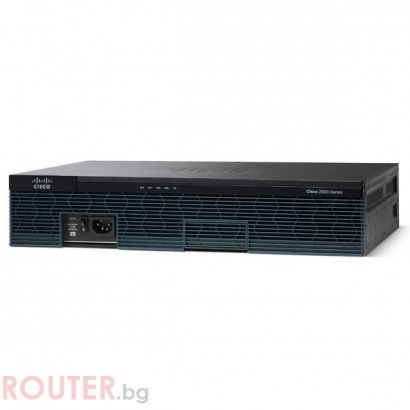Рутер CISCO 2911 Voice Sec. Bundle