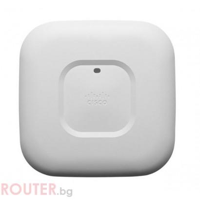 Cisco Aironet 2700, 802.11ac CAP w/CleanAir; 3x4:3SS; Int Ant; E Reg Domain