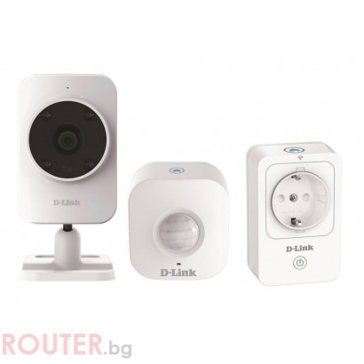 D-LINK DCH-100KT mydlink Home SMART HD Starter