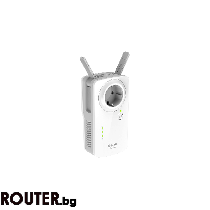 Мрежова точка за достъп D-LINK Wireless Range Extender AC1200