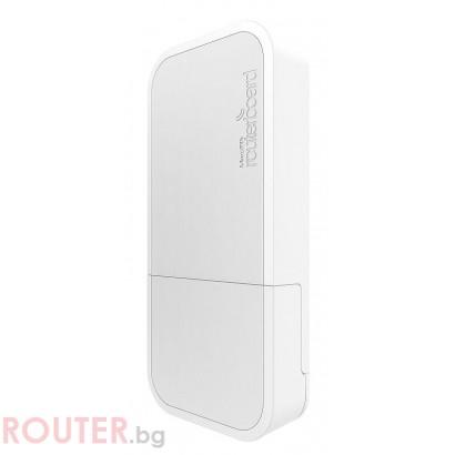 Безжичен Access Point MikroTik RBwAPG-5HacT2HnD, за открито