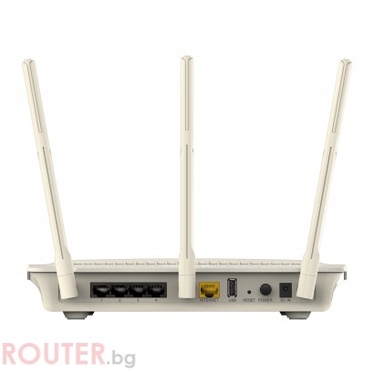 Рутер D-Link DIR-880L Wireless AC1900 Dual-band Gigabit Cloud Router