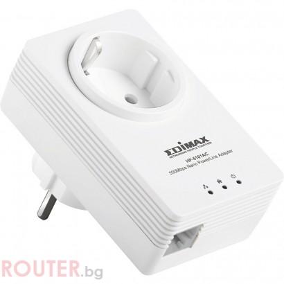 Мрежово устройство EDIMAX HP-5101AC Home Plug 500M