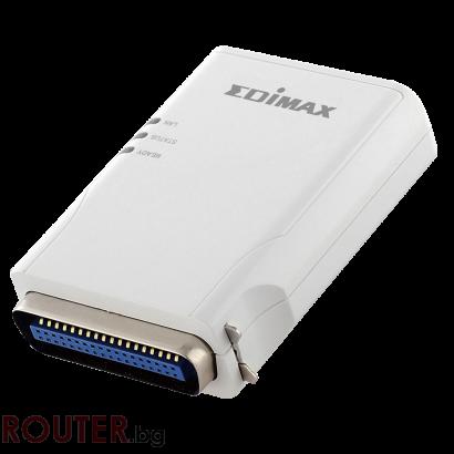 Принт сървър EDIMAX PS-1206P с 1 паралелен порт