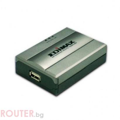 Принт сървър EDIMAX PS-1206U с 1 USB порт