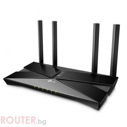 Безжичен рутер TP-Link Archer AX50 AX3000 Wi-Fi 6