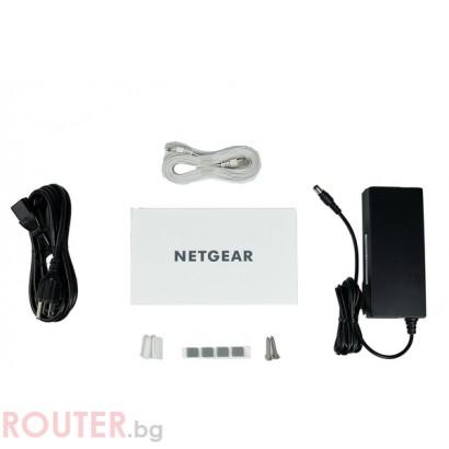 Мрежов суич NETGEAR GC108PP