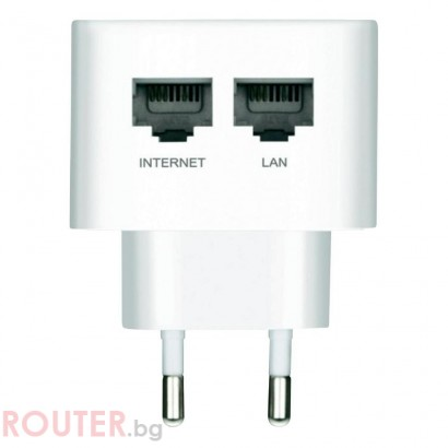 Рутер D-LINK Wireless N 300 Easy Wall-Plug