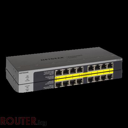 Мрежов суич NETGEAR GS108LP