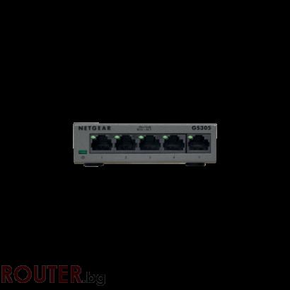 Мрежов суич NETGEAR GS305