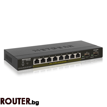 Мрежов суич NETGEAR GS310TP