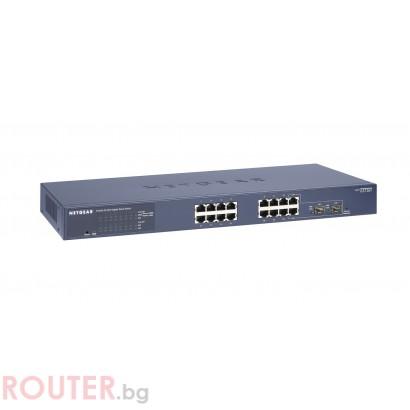 Мрежов суич NETGEAR 16-Port