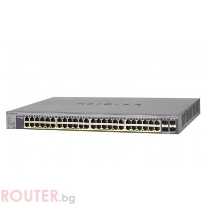 Мрежов суич NETGEAR GS752TP