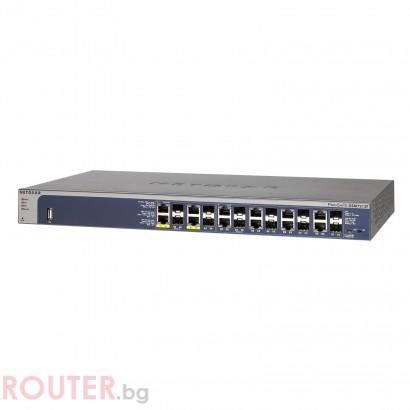 Мрежов суич NETGEAR 12-Port