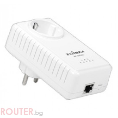 Мрежово устройство EDIMAX HP-6002AC Home Plug AV600 Gigabit Powerline adapter
